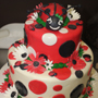 Example of custom themed cake