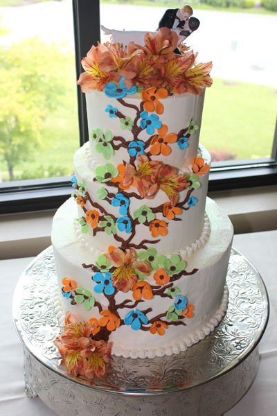 Wedding Cakes Spokane Wa