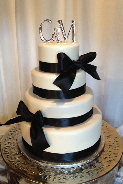 Wedding cake example